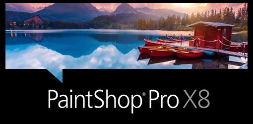 COREL Paint Shop Pro Photo X18