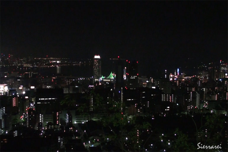 神戸-ビーナスブリッジ(ヴィーナスブリッジ)