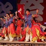 第18回安濃津よさこい-10月10日-お城西公園会場:ダンスチーム凛