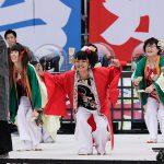 第18回安濃津よさこい-10月10日-お城西公園会場:三重情熱組