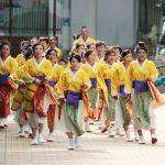 KOBE ALIVE2015(9月21日)-みなとのもりパレード:彩高知組