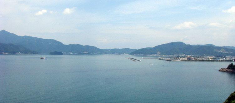 福井県小浜市-小浜湾