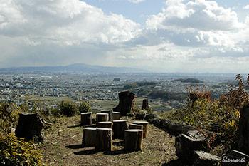 芥川山城跡めぐり