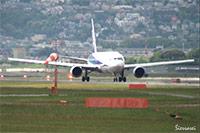 ANA JA8289離陸シーン(大阪国際空港・伊丹空港)