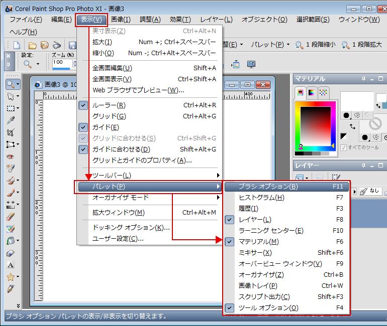Paint Shop Pro Photo(ペイントショッププロ)-Paint Shop Pro Photo(ペイントショッププロ)-スクリプト設定で複数画像を一括処理する(自動処理)2