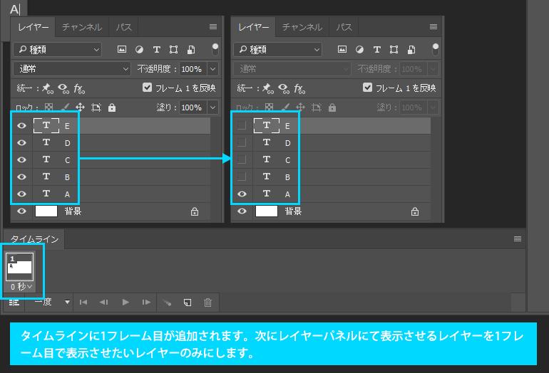 GIFアニメ・フレームアニメーションの作り方