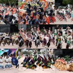 KOBE ALIVE 2015(9月21日) みなとのもりパレード:ダイジェスト版その2