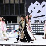 第18回安濃津よさこい-10月10日-お城西公園会場:よさこい炎舞連『神陽~sin~』