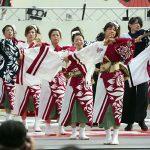 第56回よさこい祭り-早稲田大学よさこいチーム東京花火-8月12日-よさこい全国大会