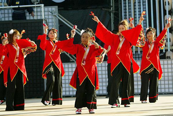 よさこい踊り子隊「幻」-kagerou-