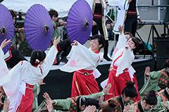 神戸学生よさこいチーム湊(活動地域:兵庫県神戸市)